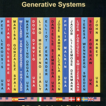 Weaving Global Minds. Gerenative Systems